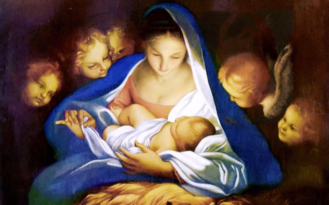 COMME MARIE, SOYONS PORTEURS DE BÉNÉDICTION